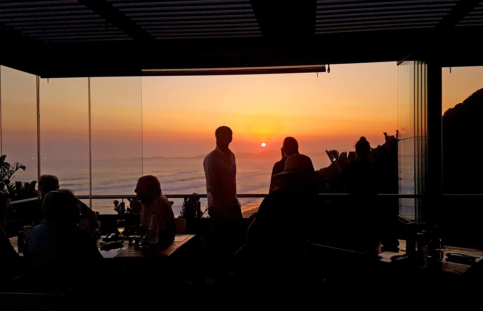 butterfly blu restaurant beachfront offers a great menu and wide selection of food at brento haven brenton on sea knysna