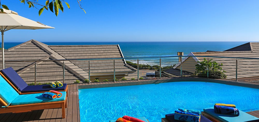 Brenton haven Self-catering accommodation in Brenton on Sea Knysna garden route ocean views with amazing swimming pool